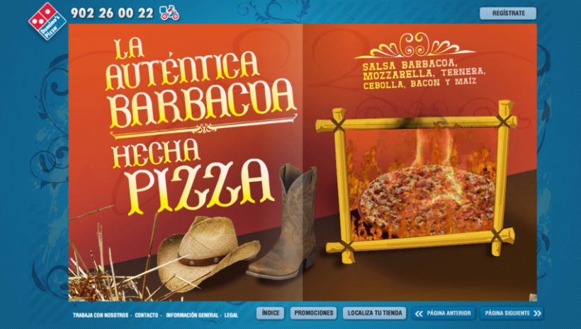 Domino's Pizza 3