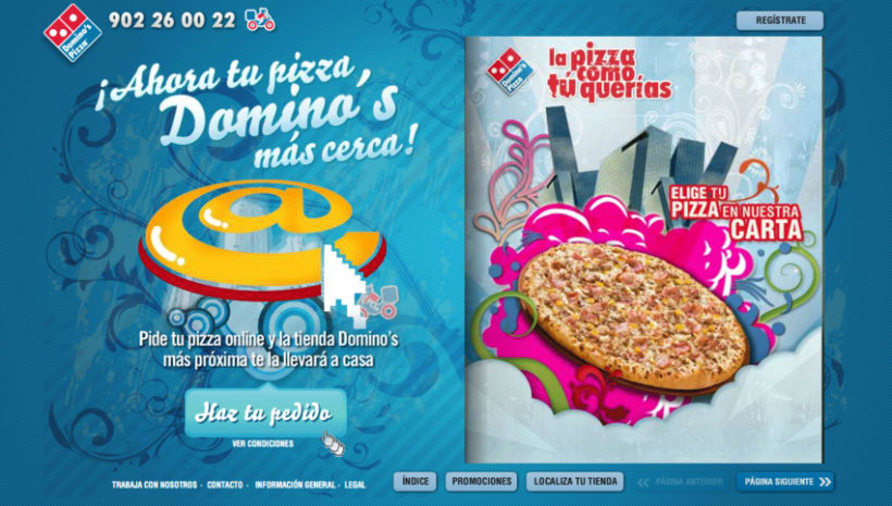 Domino's Pizza 1