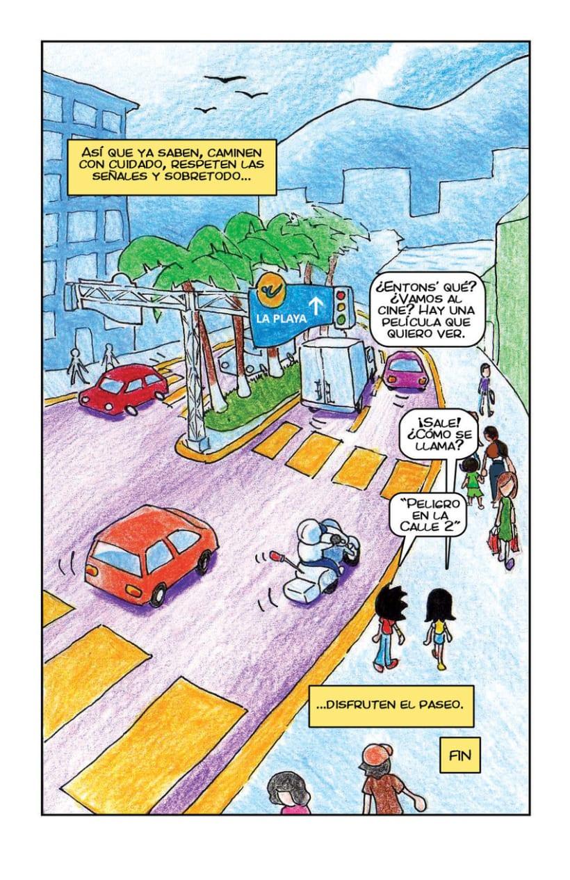 Manual para Peatones 2