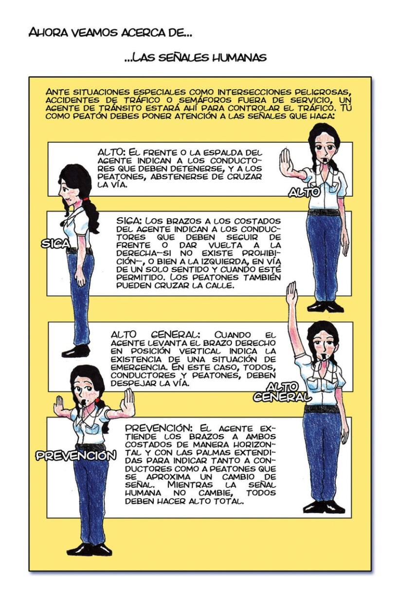 Manual para Peatones 3