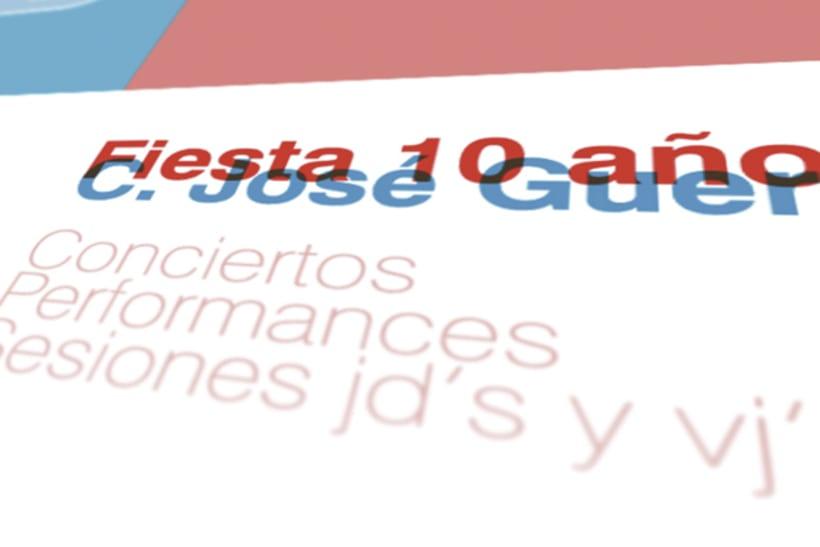 Cartel Centro José Gerrero 2
