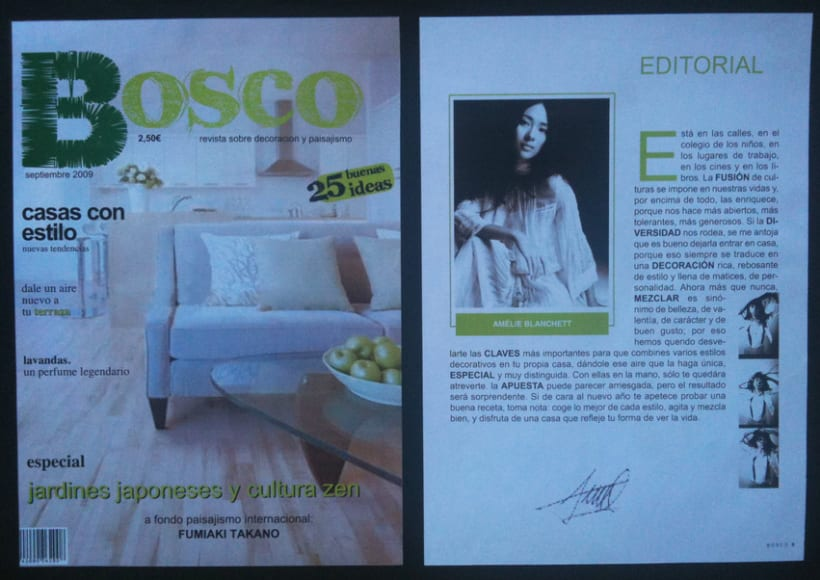 Revista - Bosco - 1