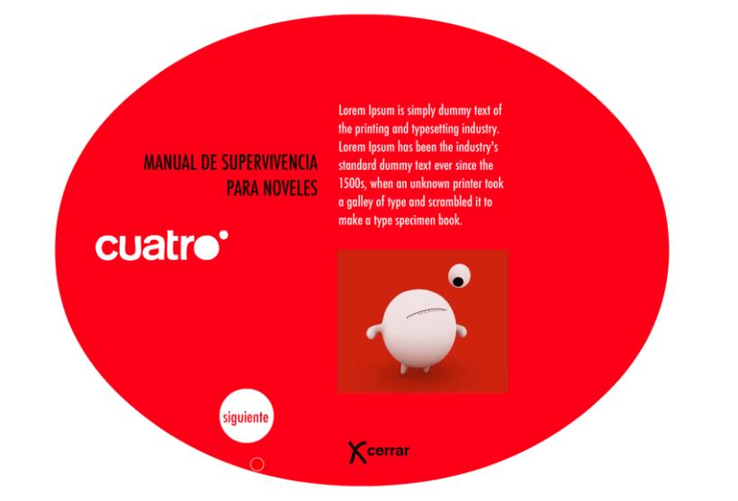 Presentacion - Cuatro - 2