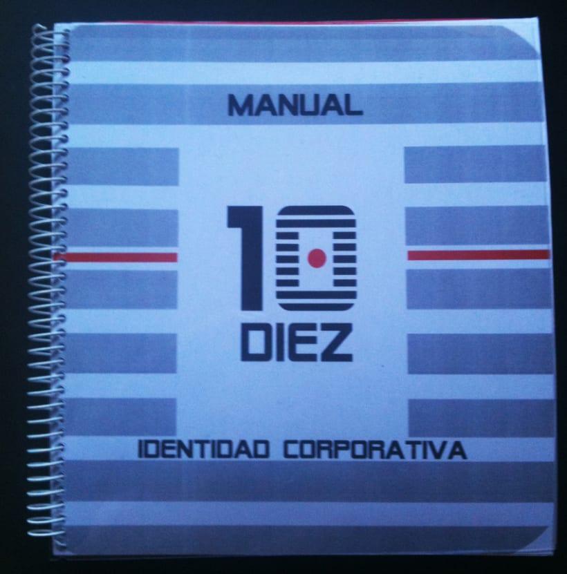 Identidad Corporativa - diez - 2