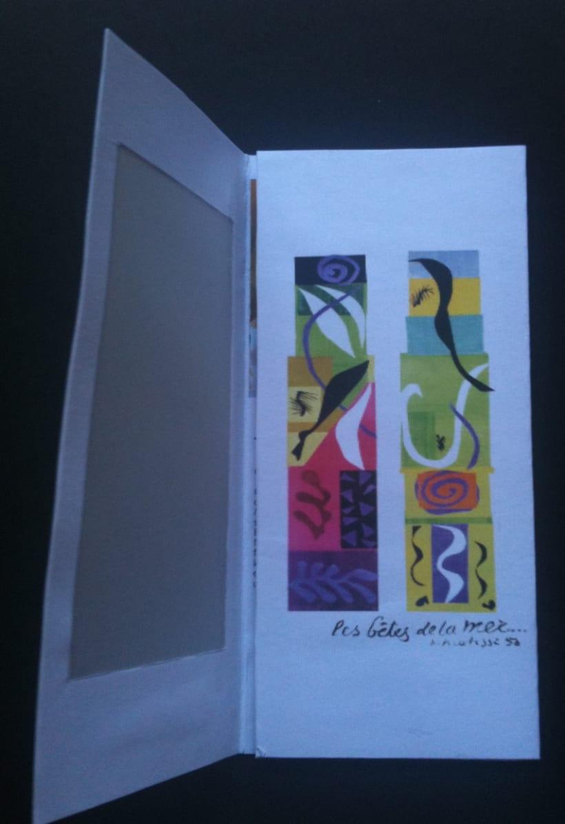 Folleto - Matisse - 2