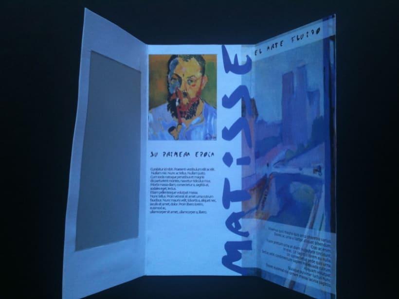 Folleto - Matisse - 3