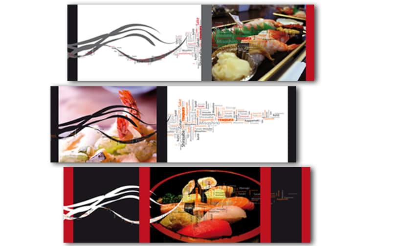 Imagen corporativa. Sushi 56 2
