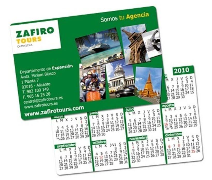 Zafiro Tours 4