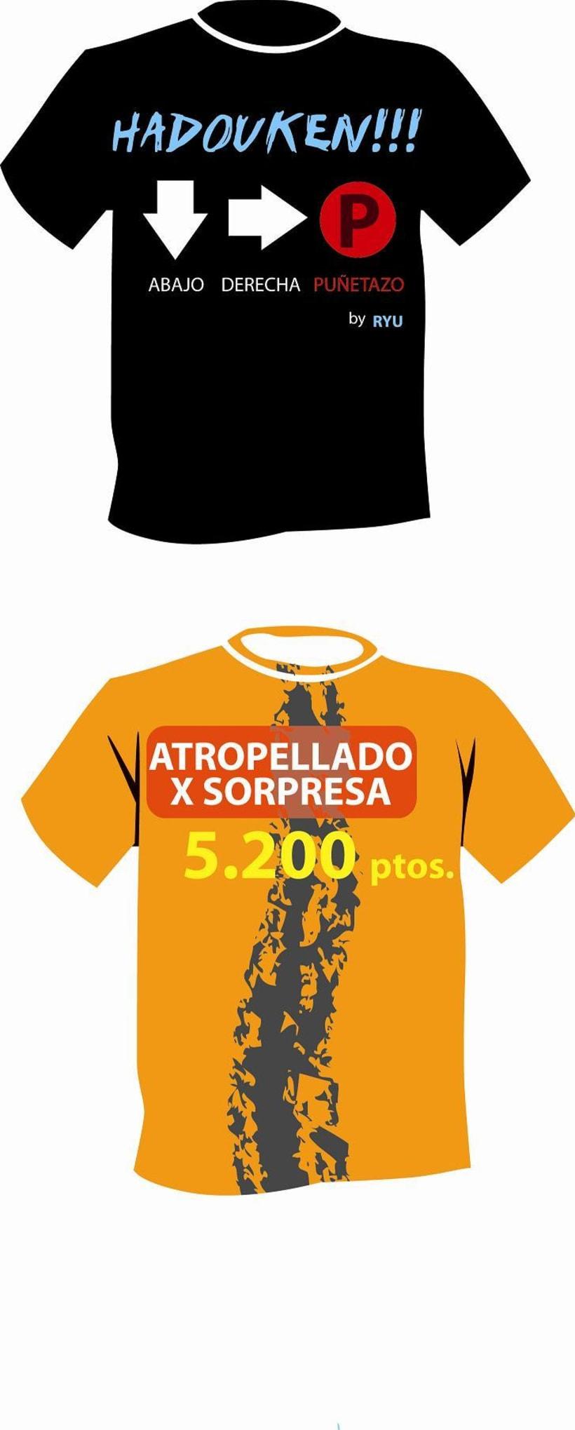 Camisetas freestyle! 3
