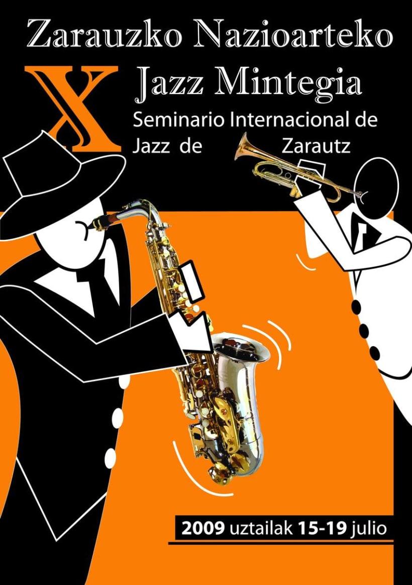Seminario internacional de Jazz  1
