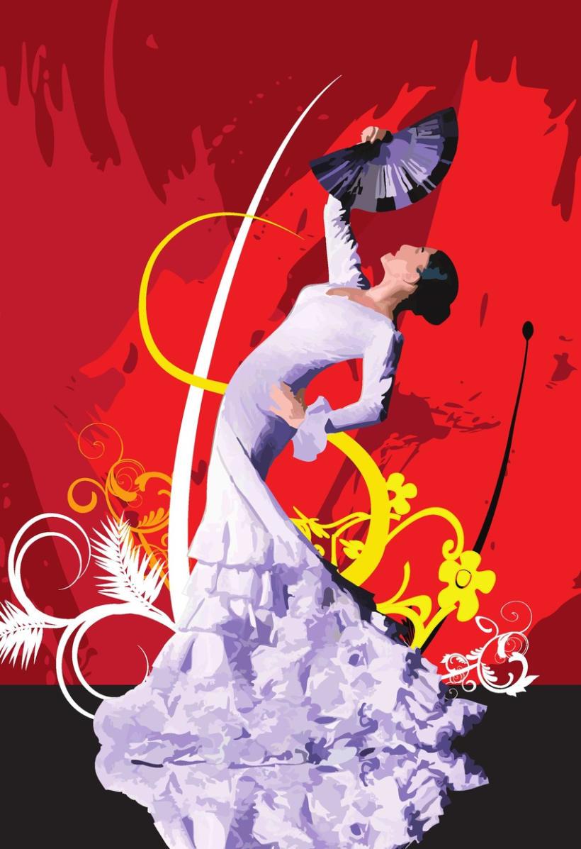 Arte Flamenco 1