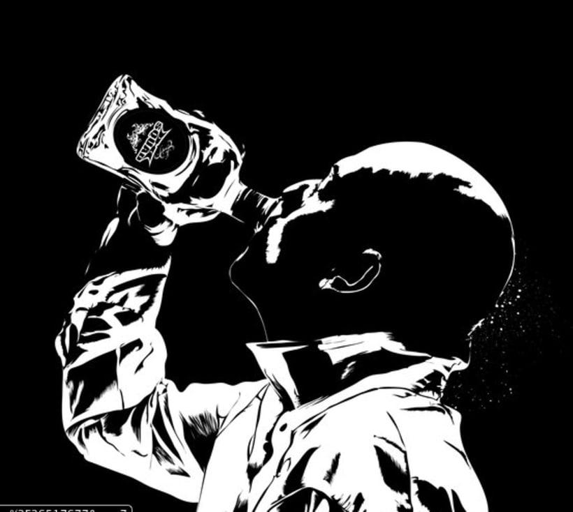 Pósters Hip-Hop Nation 2
