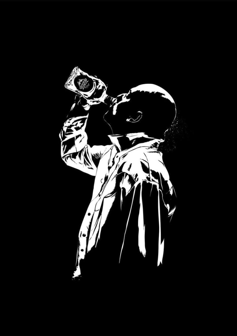 Pósters Hip-Hop Nation 1