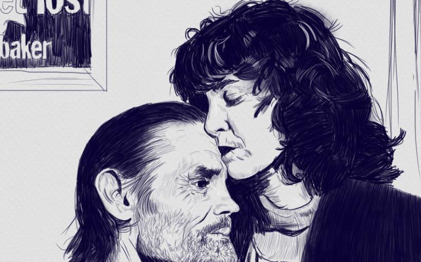 Chet Baker & Diane Vavra 3