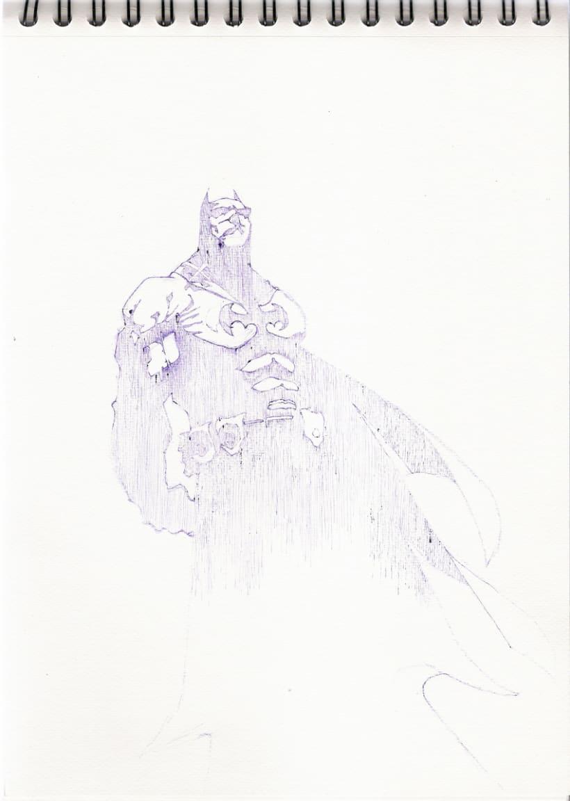 Ilustraciones con bolígrafo (1º Fase) 26