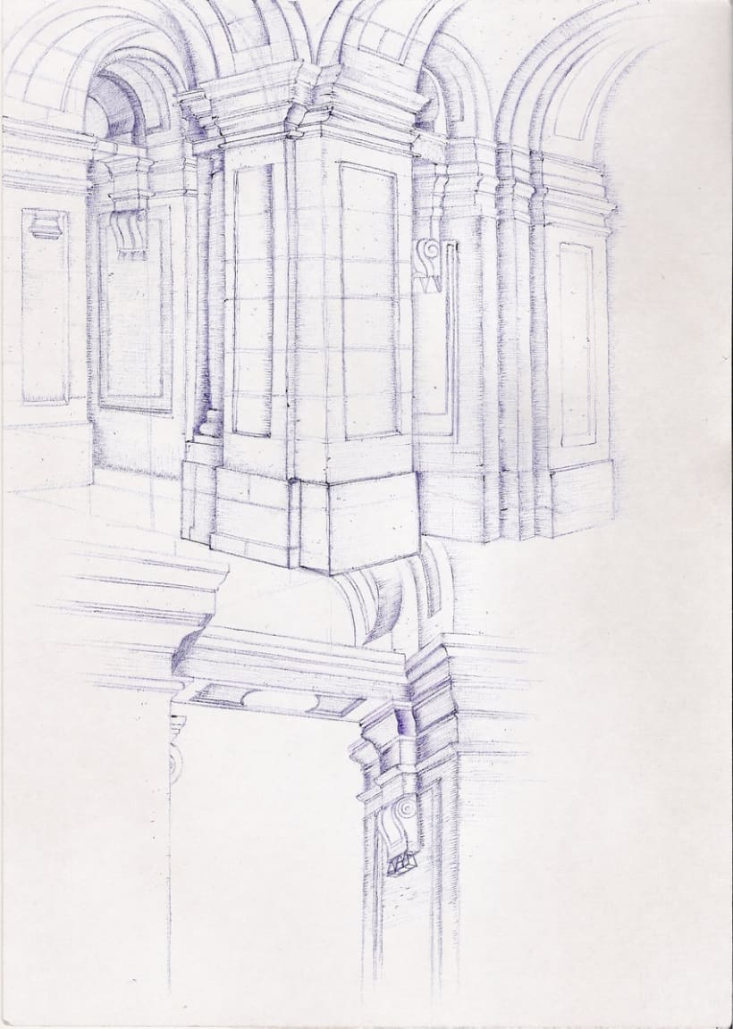 Ilustraciones con bolígrafo (1º Fase) 23