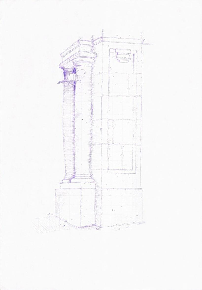 Ilustraciones con bolígrafo (1º Fase) 22