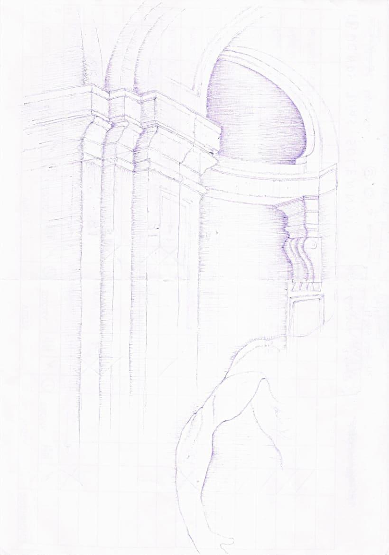Ilustraciones con bolígrafo (1º Fase) 21
