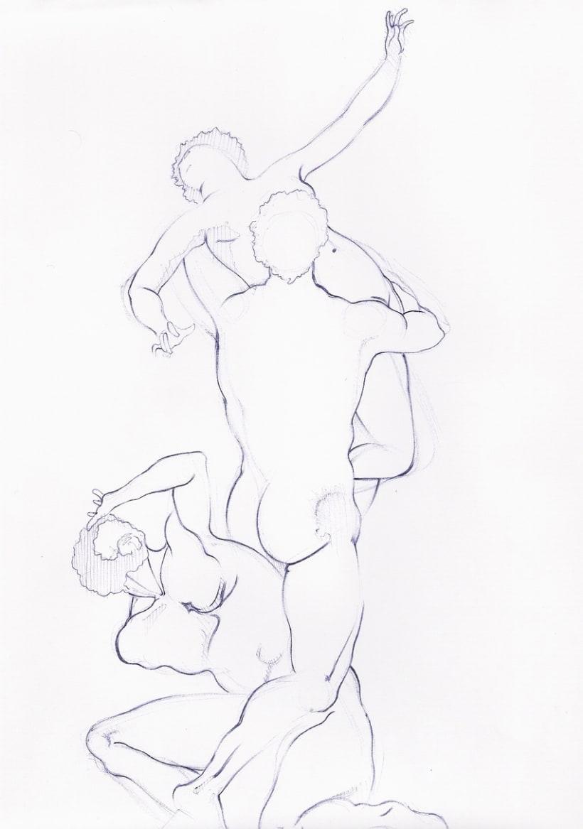 Ilustraciones con bolígrafo (1º Fase) 20