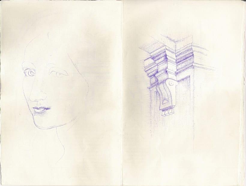 Ilustraciones con bolígrafo (1º Fase) 17