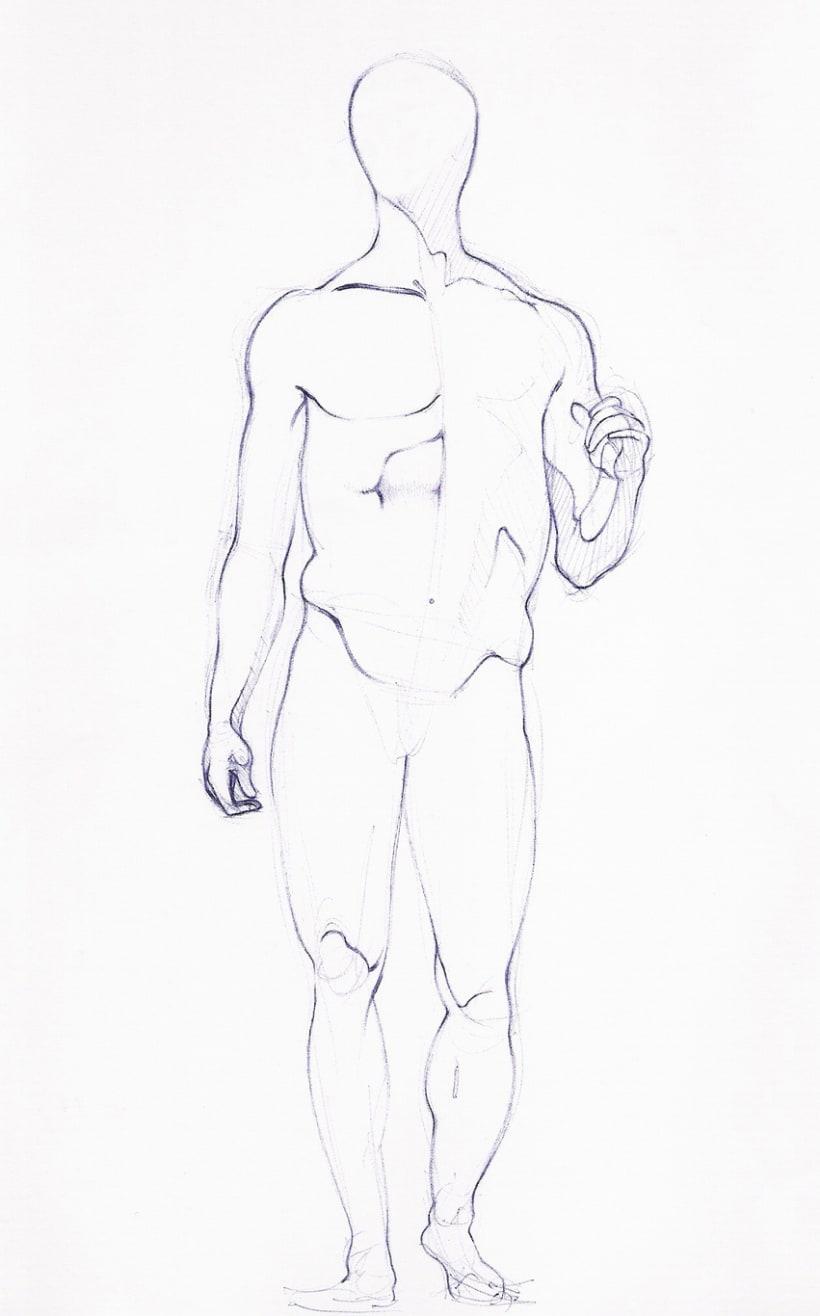Ilustraciones con bolígrafo (1º Fase) 15
