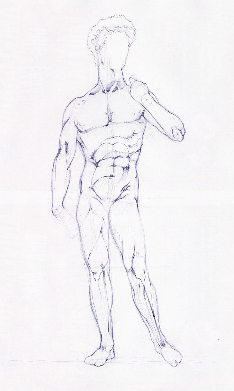 Ilustraciones con bolígrafo (1º Fase) 14