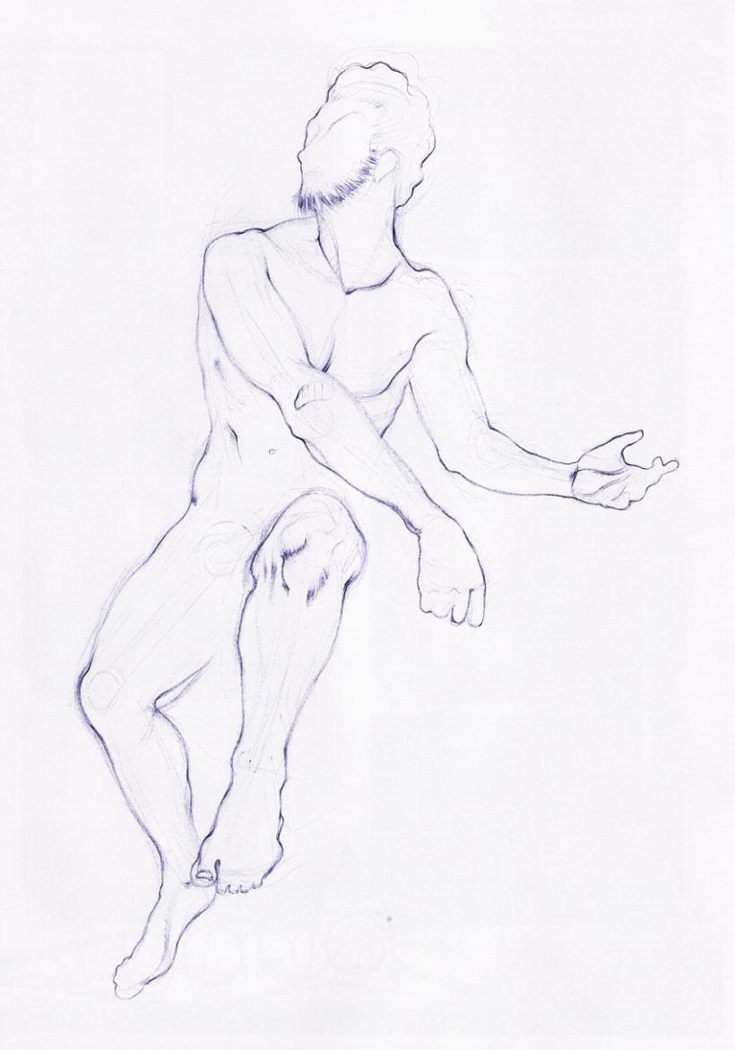 Ilustraciones con bolígrafo (1º Fase) 13