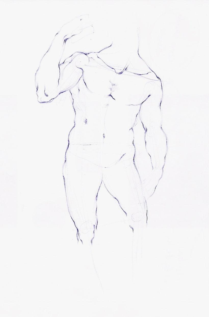 Ilustraciones con bolígrafo (1º Fase) 12