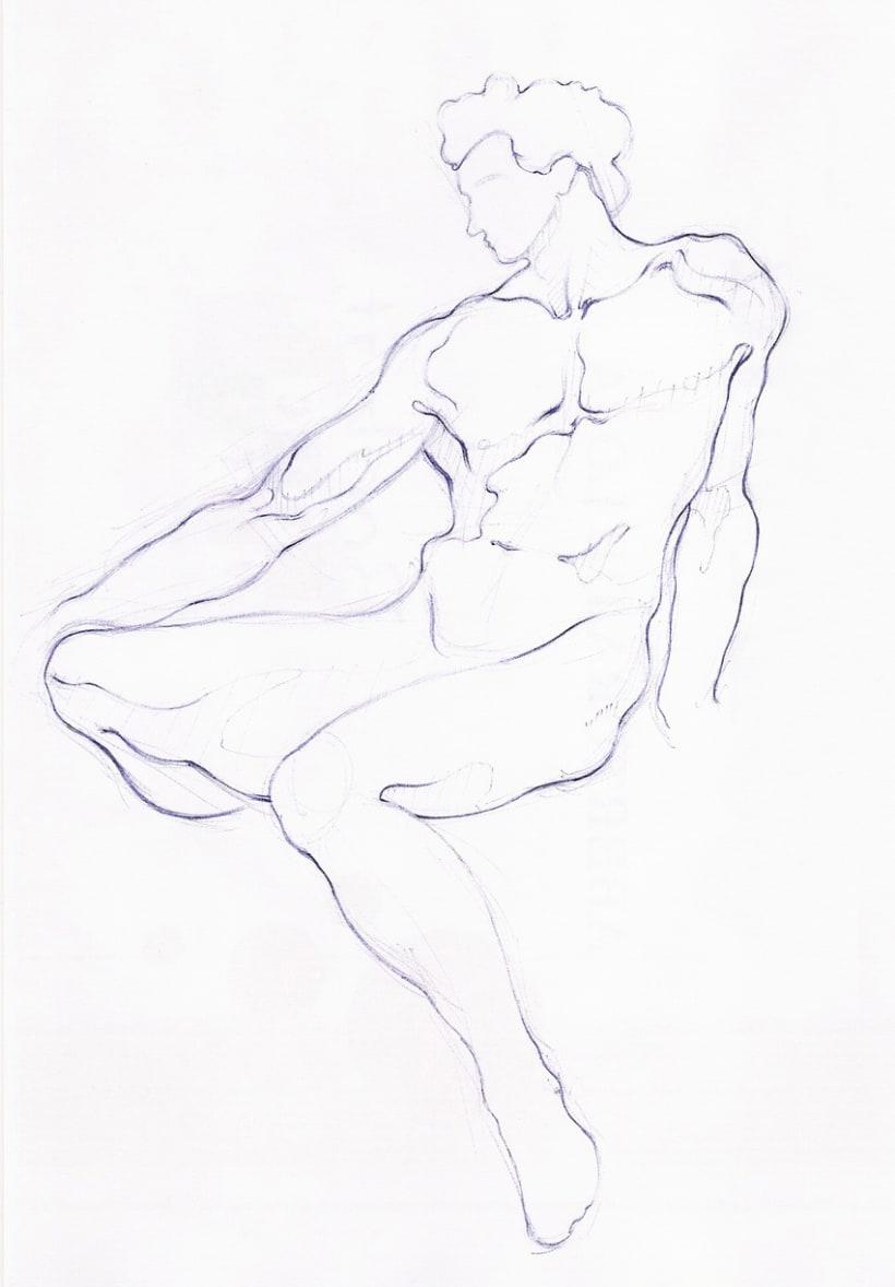Ilustraciones con bolígrafo (1º Fase) 11
