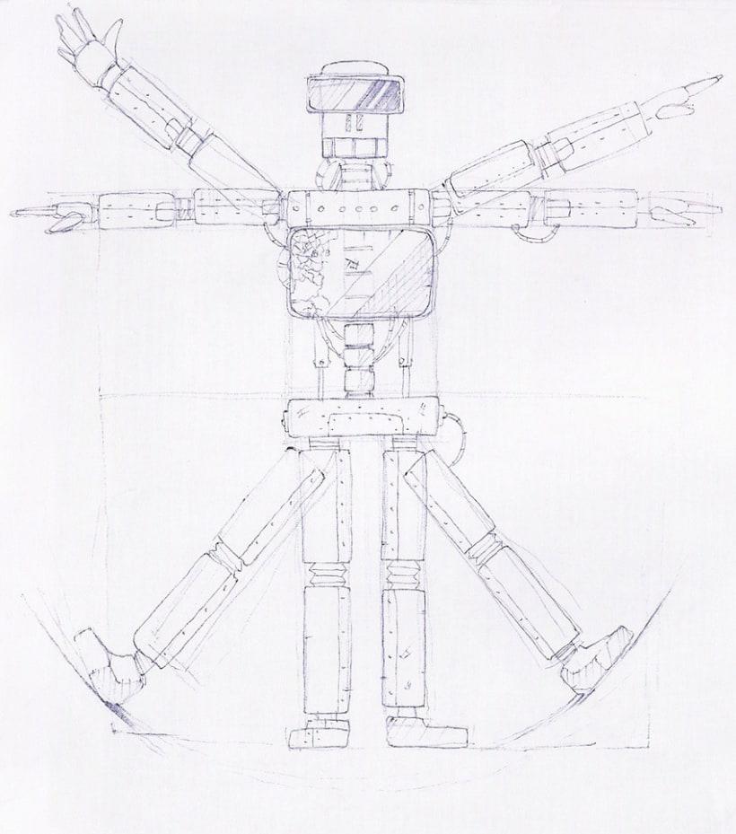 Ilustraciones con bolígrafo (1º Fase) 9