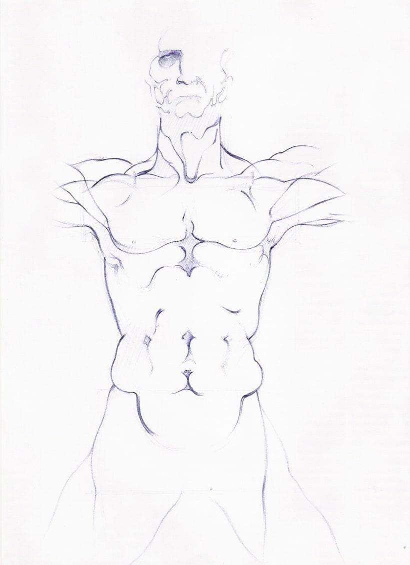 Ilustraciones con bolígrafo (1º Fase) 5