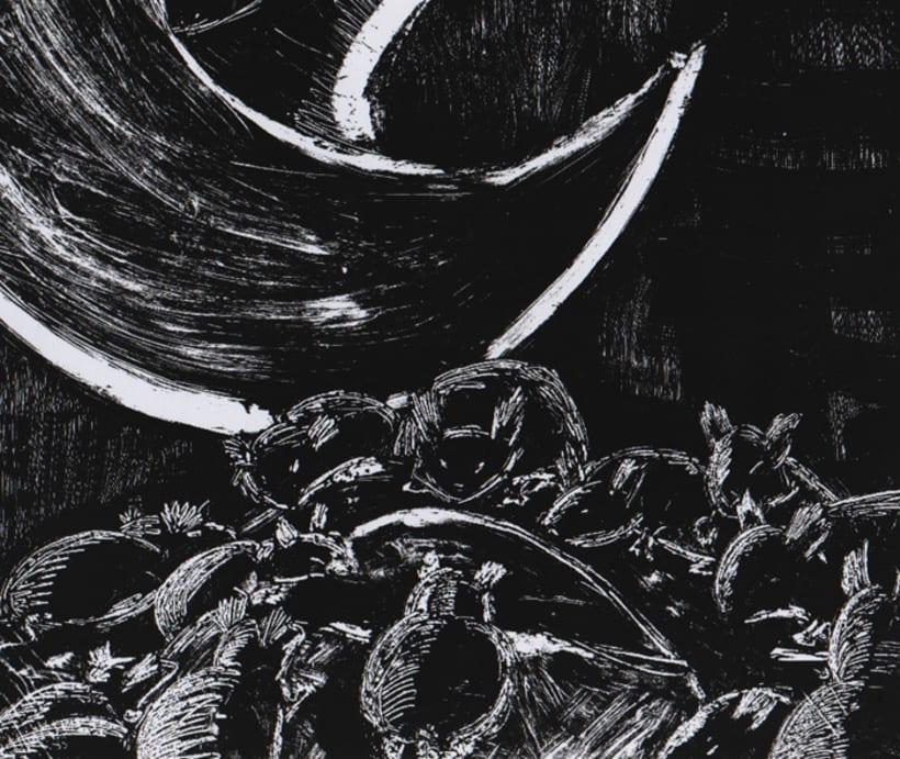 ilustración para un cuento de Edgar Allan Poe 1