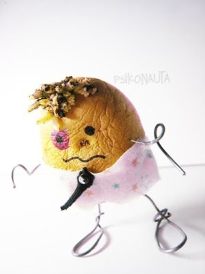 """""""Patatas"""" 16"""