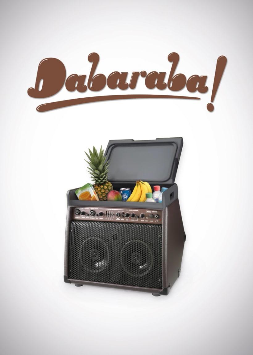 Publicidad Dabaraba! 3