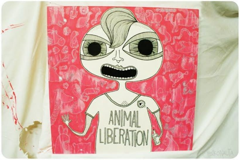 """Animal Liberation"" 4"