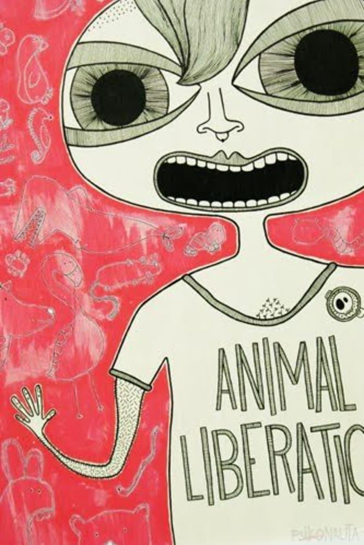 """Animal Liberation"" 6"