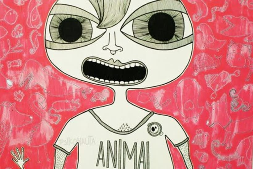 """Animal Liberation"" 8"