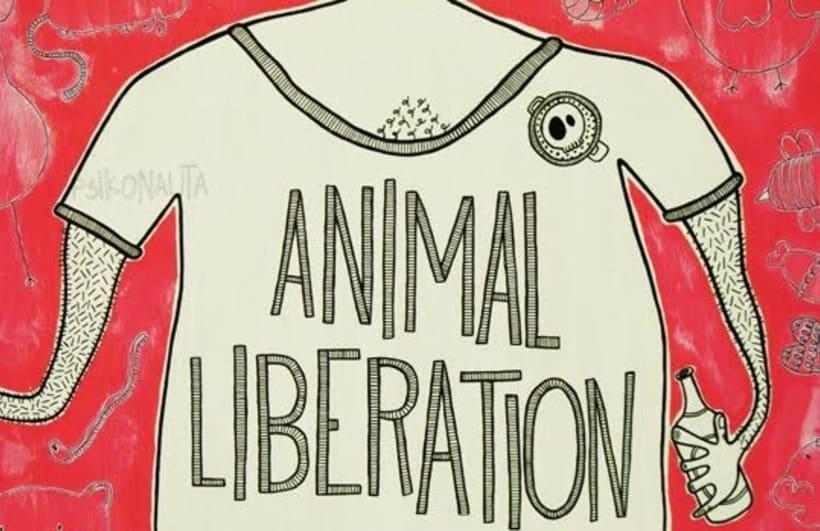 """Animal Liberation"" 10"
