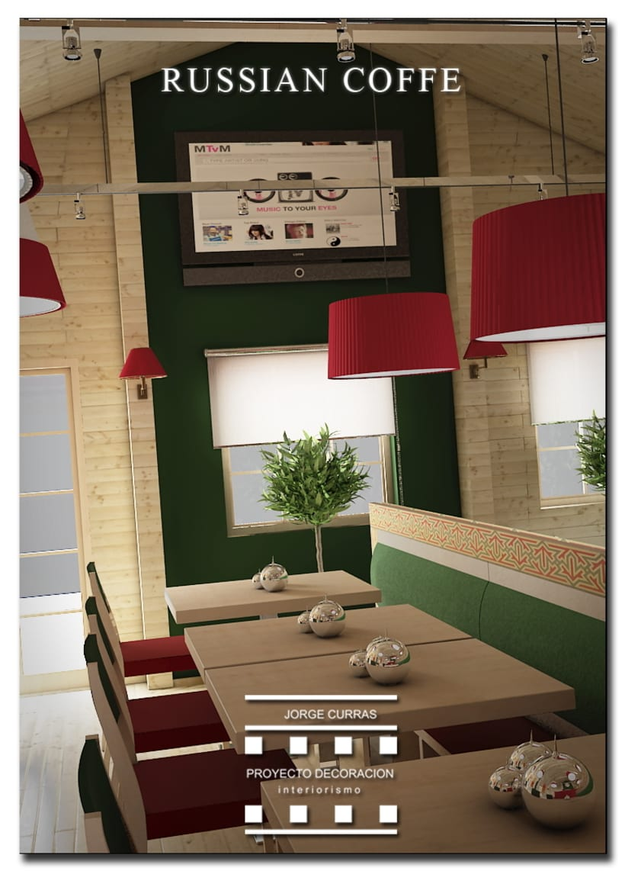 Russian Restaurant 4