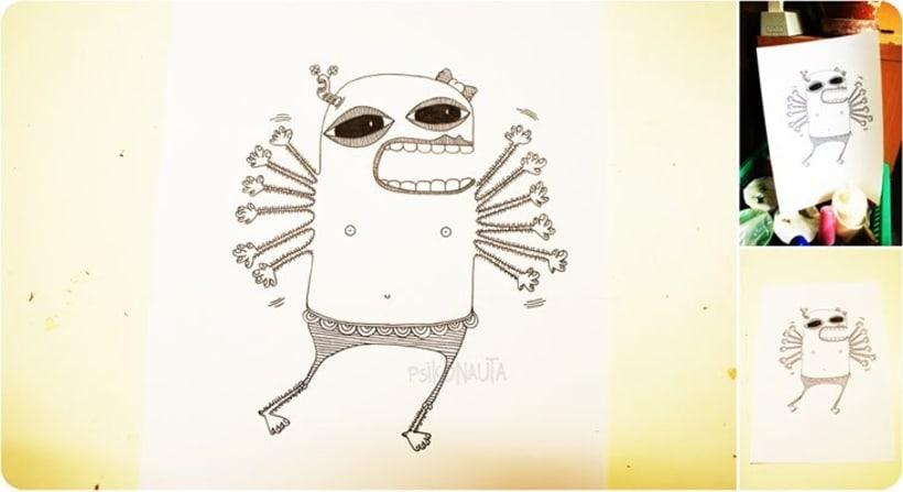 """""""Algunas ilustraciones"""" 14"""