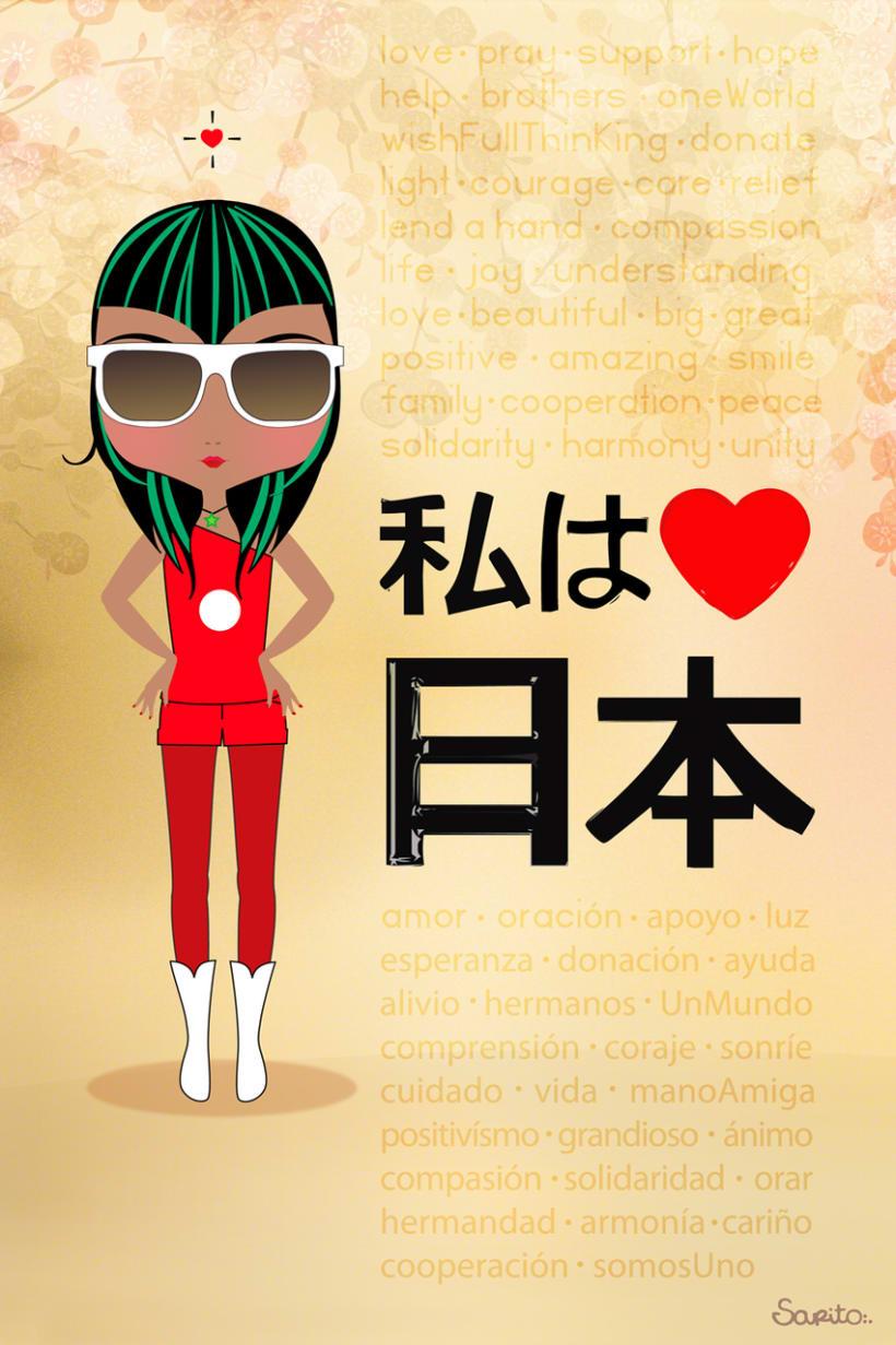 Mucho Amor para Japón:. 5