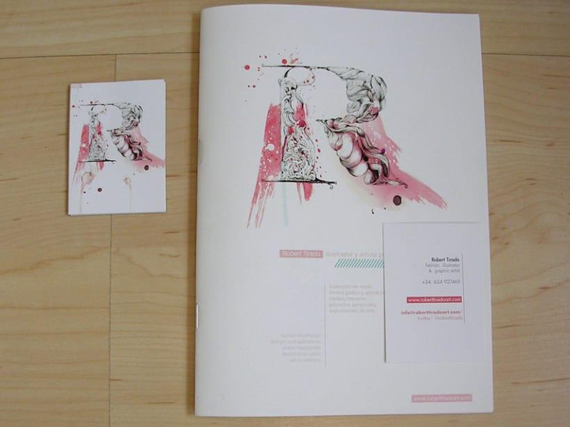 pequeño catálogo. ilustración y + 3