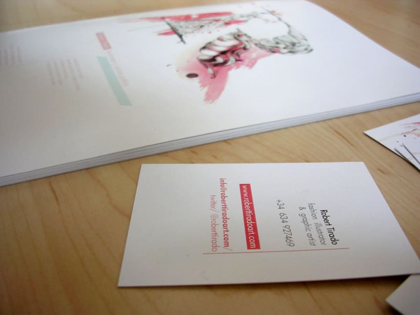 pequeño catálogo. ilustración y + 6