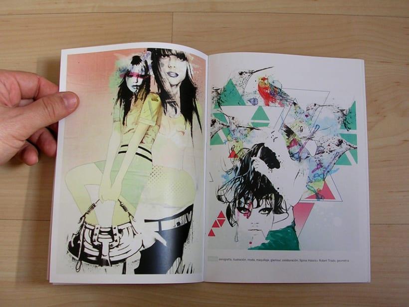 pequeño catálogo. ilustración y + 8