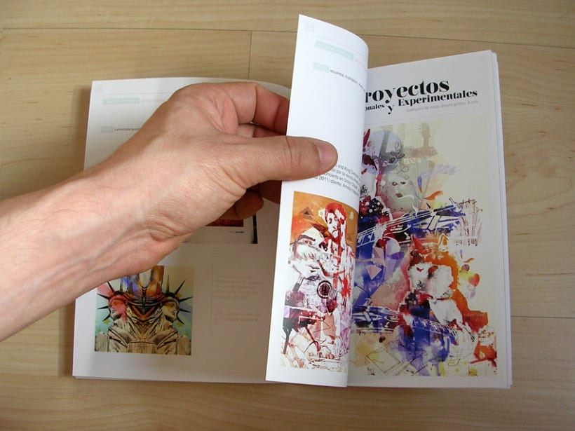pequeño catálogo. ilustración y + 9