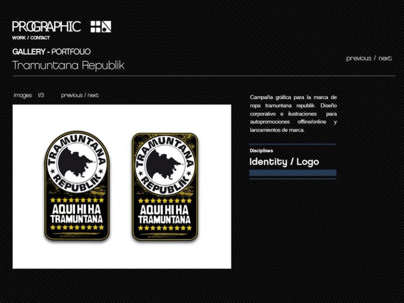 Website PROGRAPHIC 3