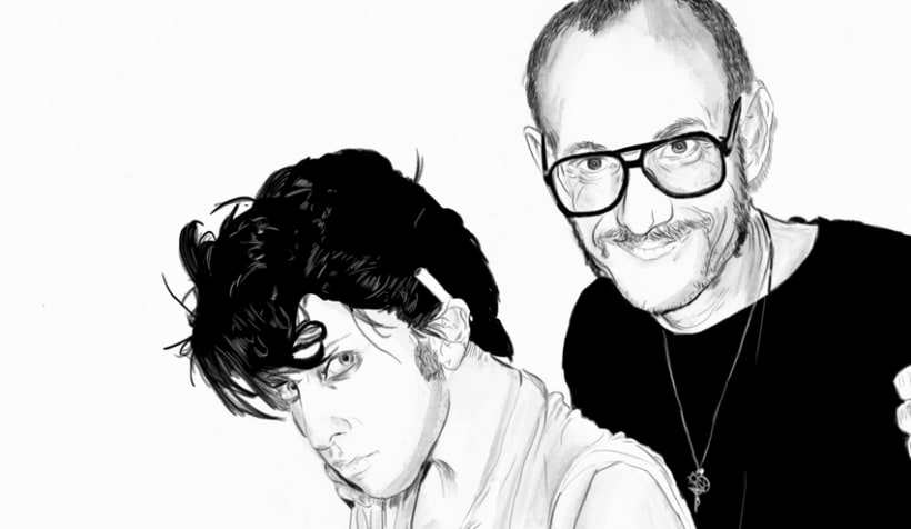 Joe Calderone & Terry Richardson 2