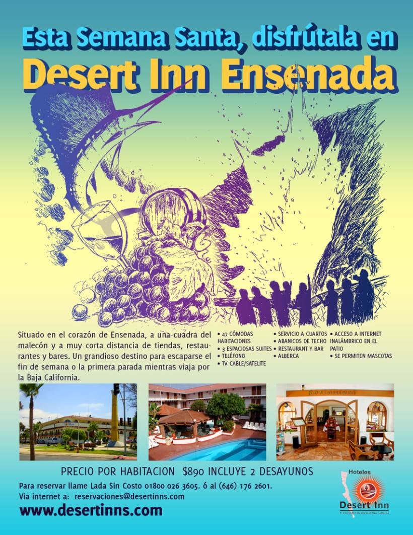Semana Santa Desert Inn 1