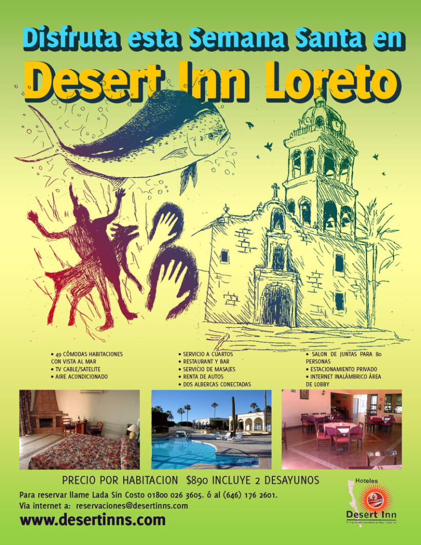 Semana Santa Desert Inn 2
