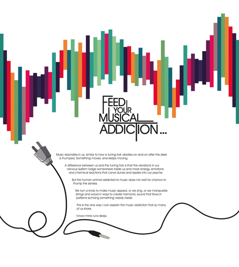 FEED YOUR MUSICAL ADDICTION... 1